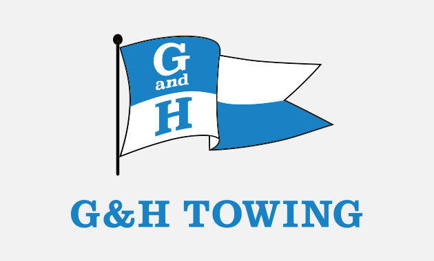 G&H Towing Company Logo